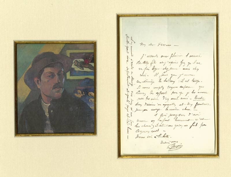 Gauguin-2-800x612-Paul GAUGUIN-Painter's Letter  -arts-fr-odeon-moderne-raux