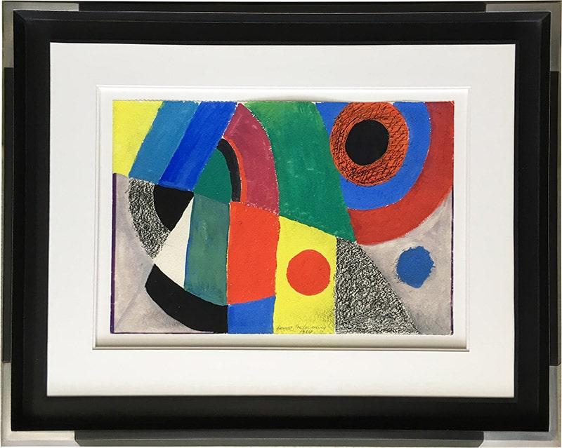 Sonia Delaunay : Rythme en couleur