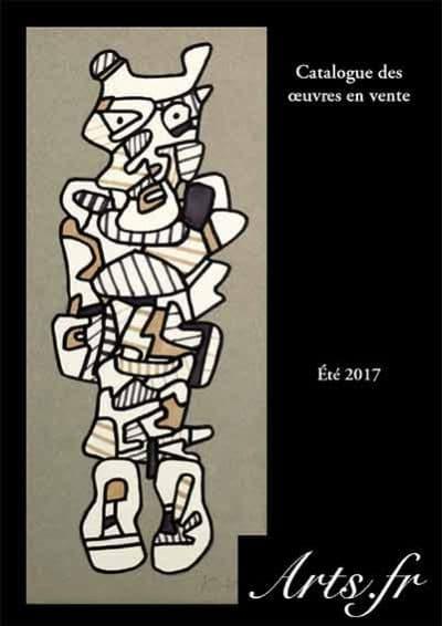 catalogue-ete-2017-dessins-peintures-art-moderne-galerie-paris