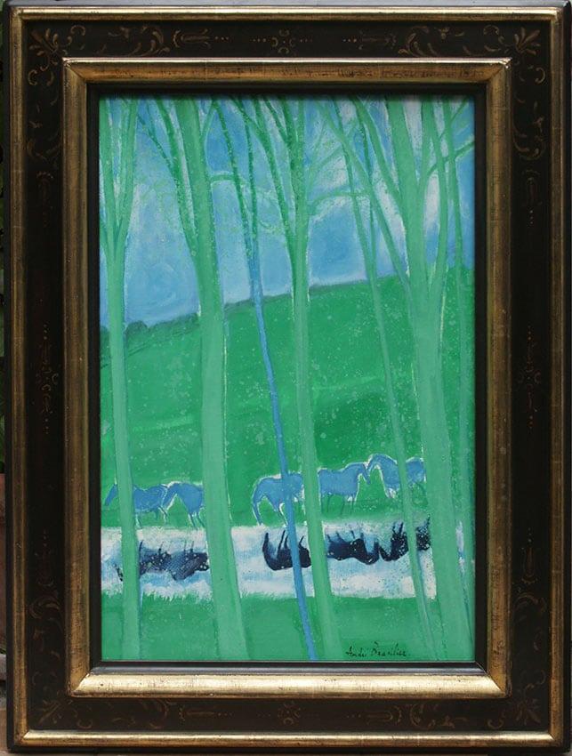 Brasilier-cadre-André BRASILIER-Oeuvre  -arts-fr-odeon-moderne-raux
