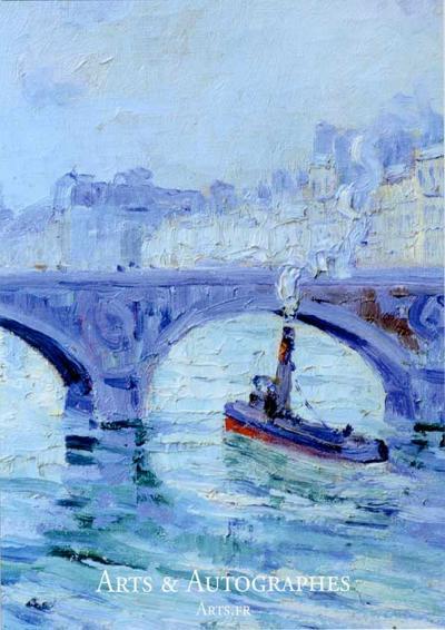 catalogue-dessins-peintures-art-moderne-galerie-paris