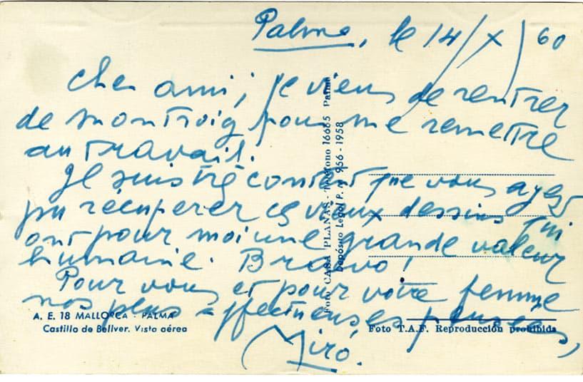 miro-26785-Joan MIRÓ-Lettre de Peintre  -arts-fr-odeon-moderne-raux