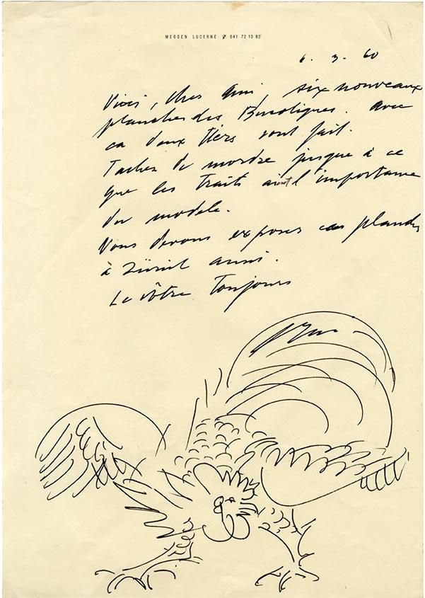 erni-mars1960-Hans ERNI-Lettre de Peintre  -arts-fr-odeon-moderne-raux